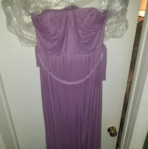 Convertible bridesmaids dress